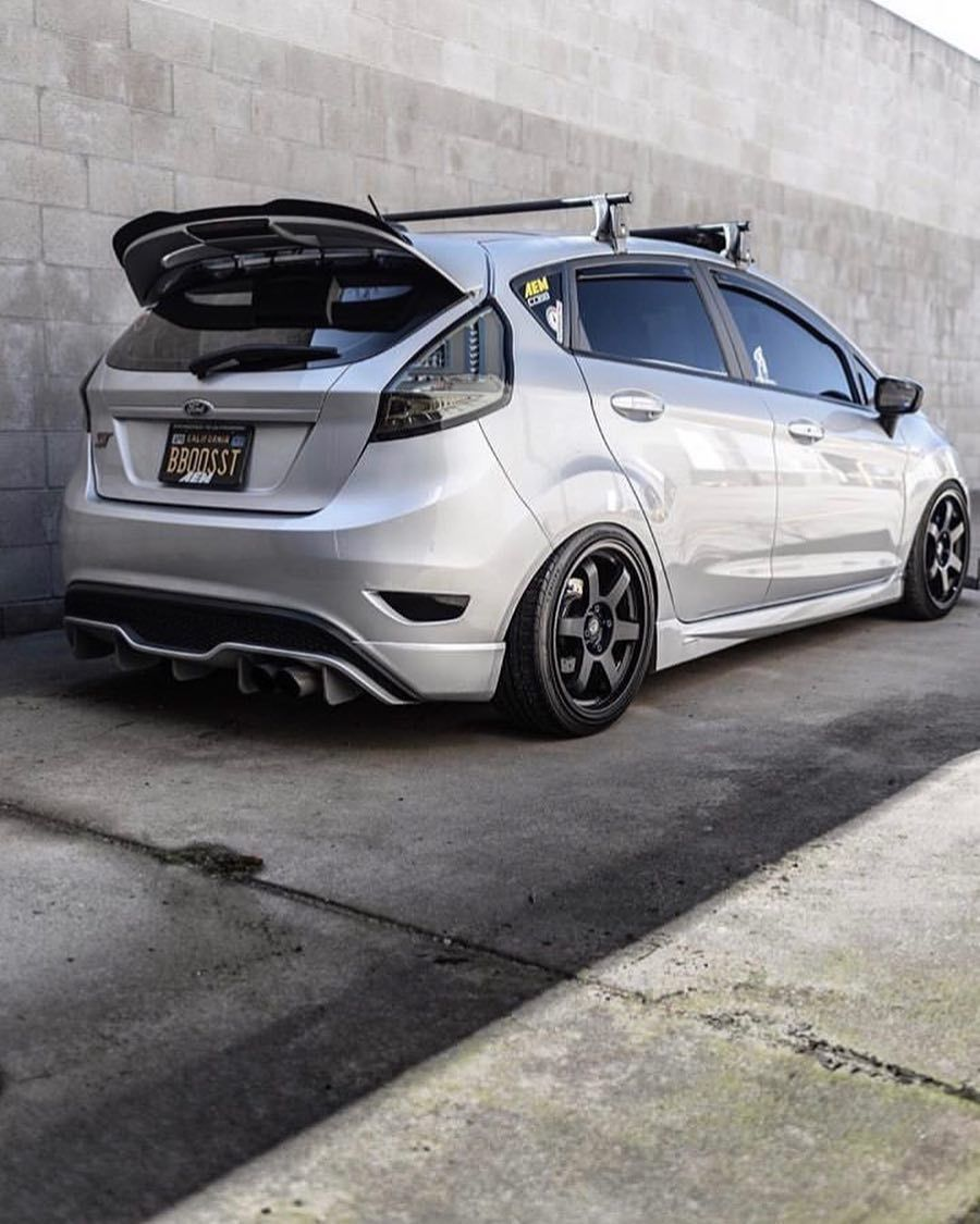 Opelvauxhall On Instagram Boosted Bryce Ford Fiesta St