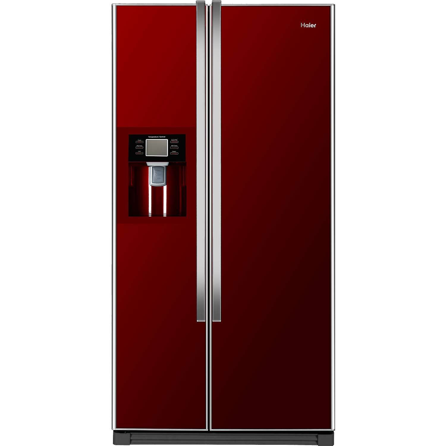 Red Fridge freezer for £1 150 Haier HRF 663CJR Adams
