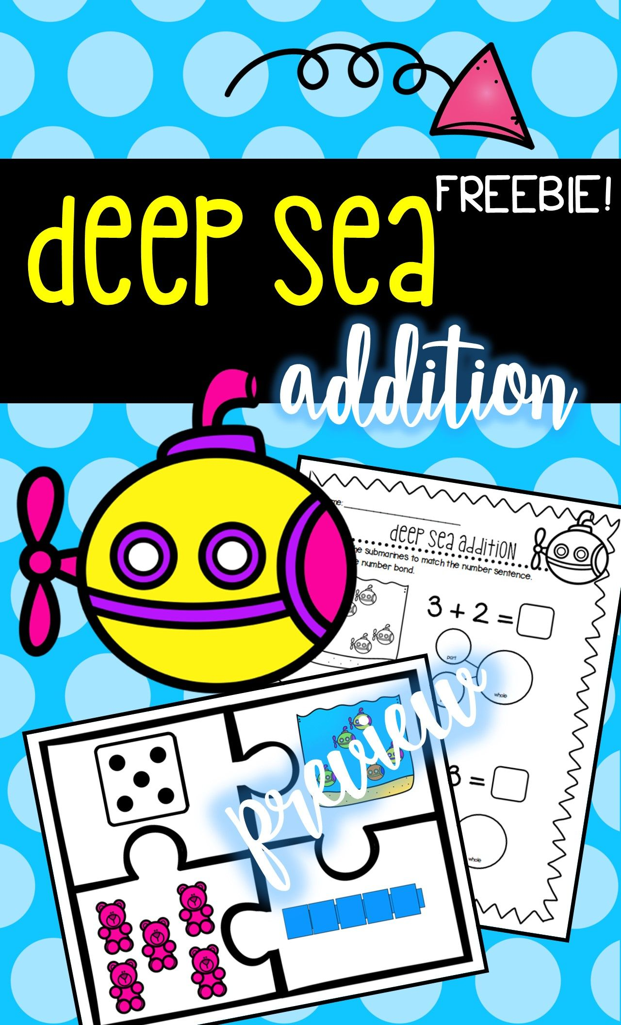 Deep Sea Addition K 1st In