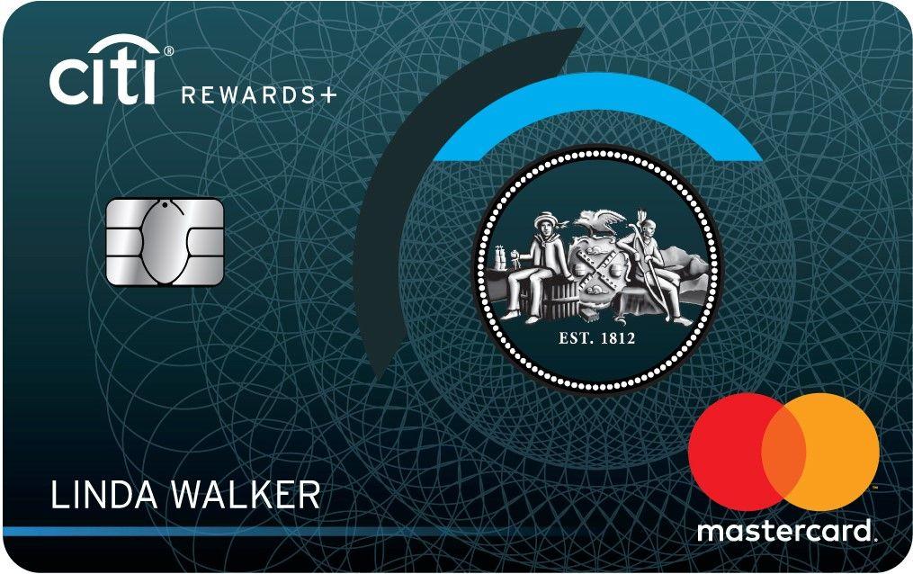 Citi Rewards Plus Card Review Credit Card Design Credit Card