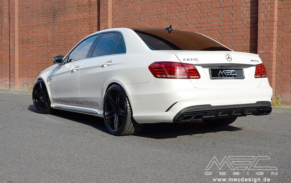 Powerful Exhaust Systems For Your Mercedes Benz W212 Merc Benz Mercedes Benz Benz