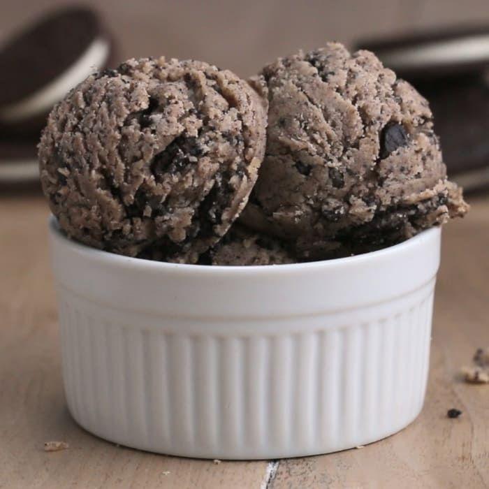 Edible Cookie Dough 4 Ways | Recipe | Cookie dough ...