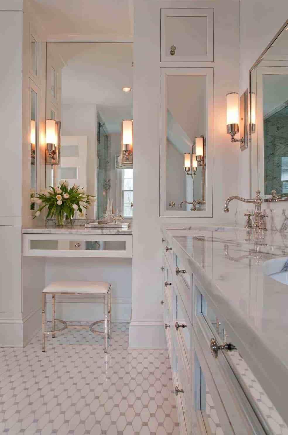 30 Extraordinary Traditional Style Bathroom Designs Ideas Pinzones Dream Bathrooms Traditional Bathroom Designs Bathroom Interior Design