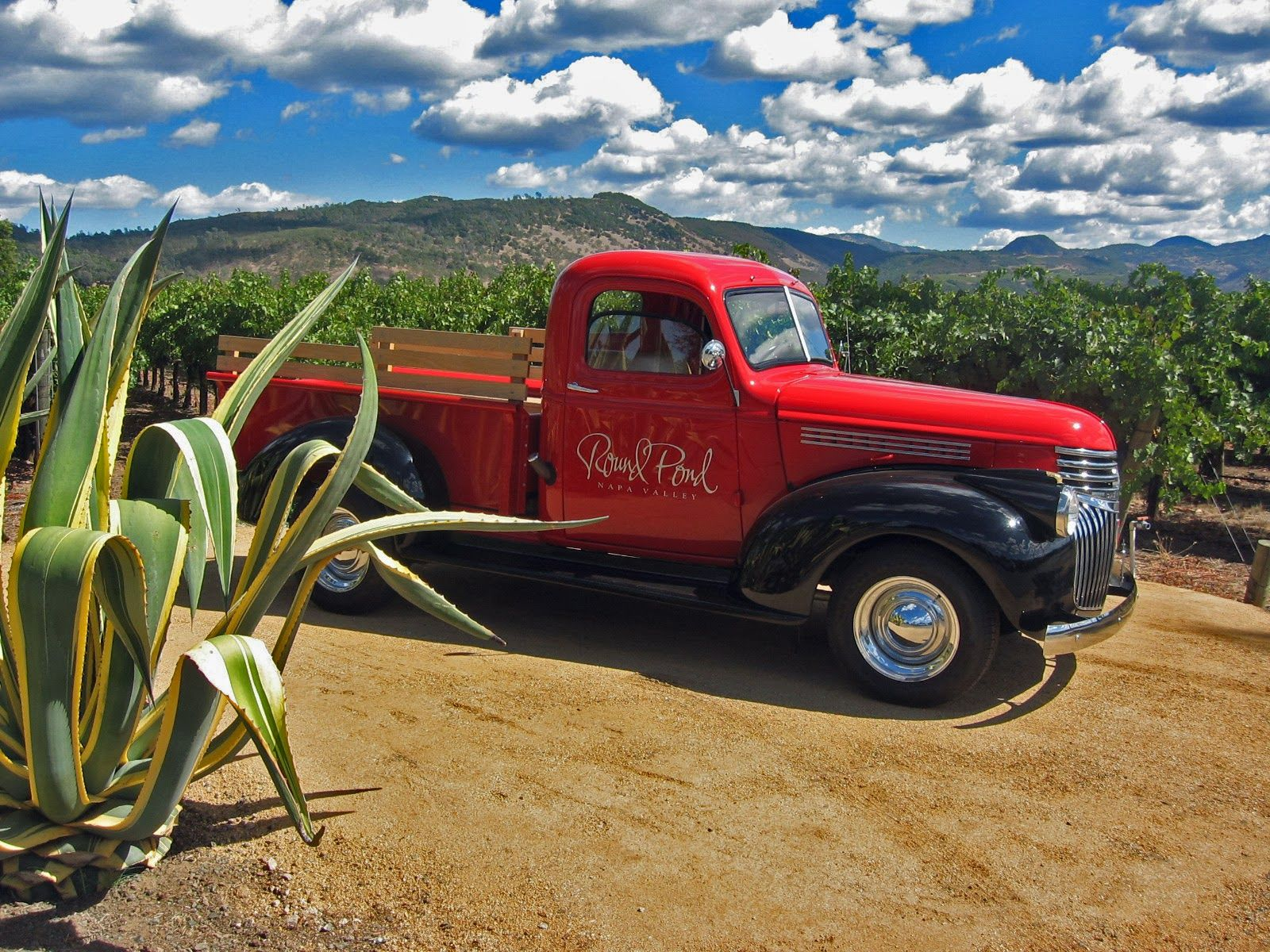 Old Farm Trucks Winery Google Search Farm Trucks Old Farm Chevrolet Trucks