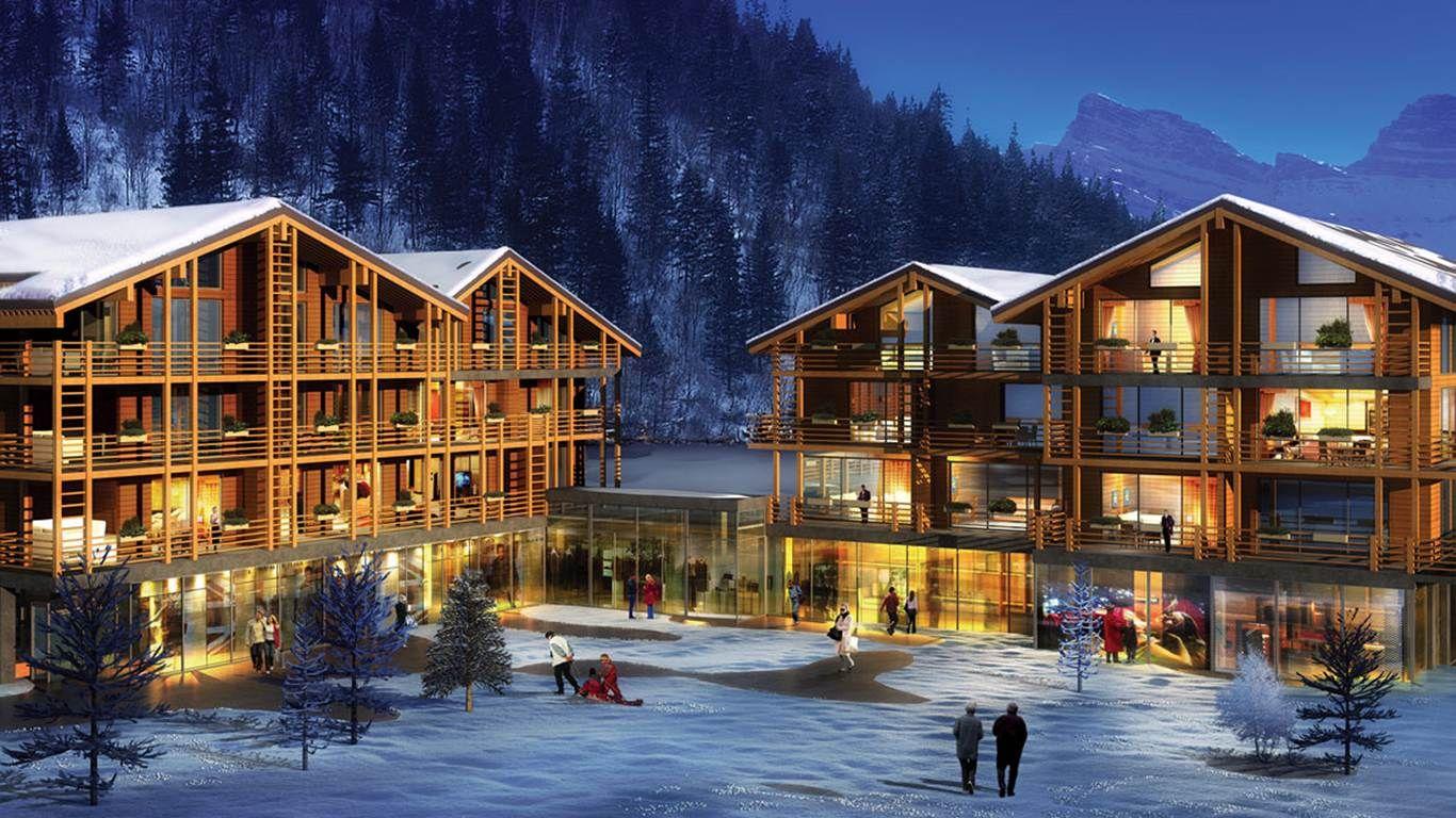 W Verbier, Verbier : Five Star Alliance | Hotel architecture, Mountain architecture, Alpine hotel