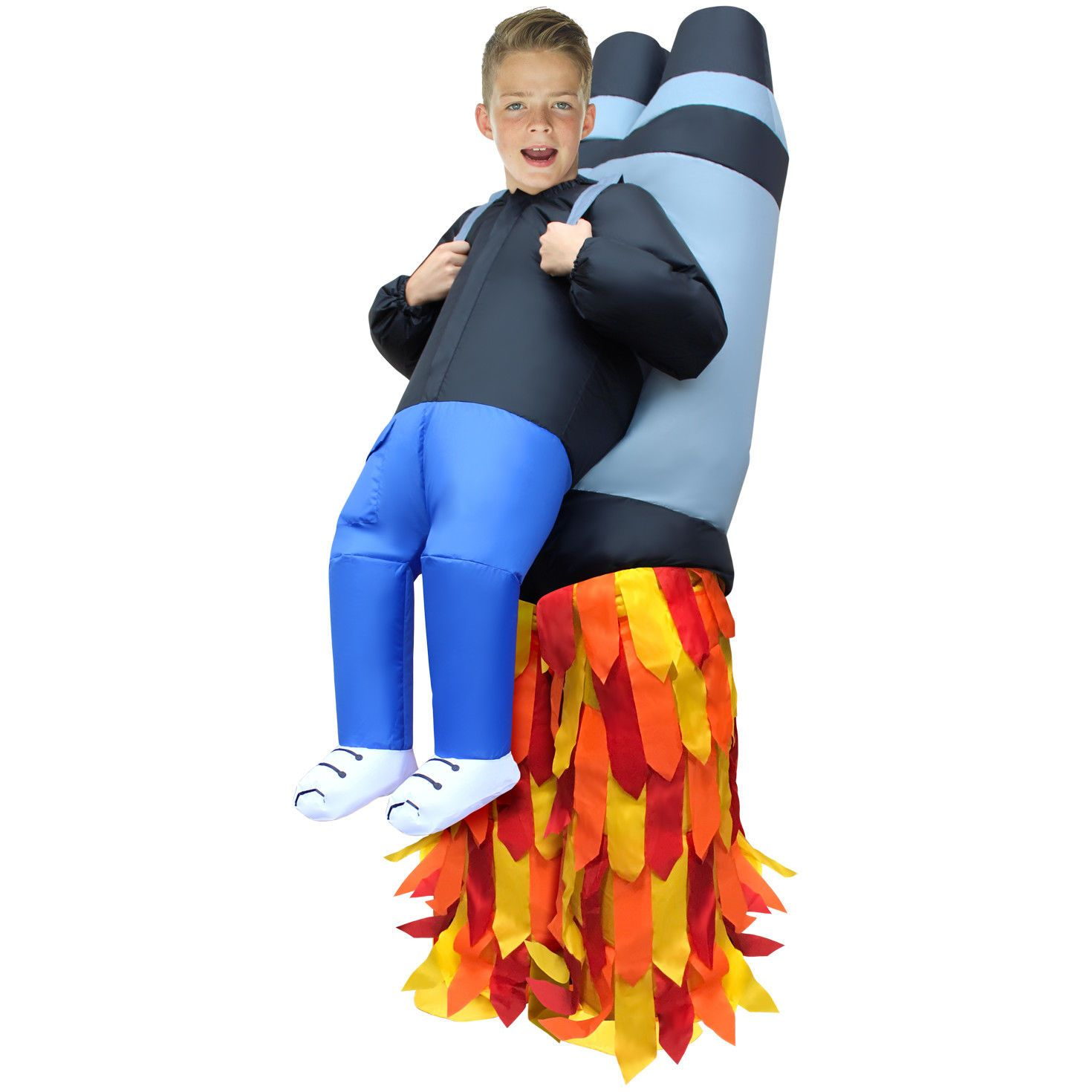 Adult Big Fat Halloween Blow up Cosplay Clothing Funny Smile Cry Face Full Body
