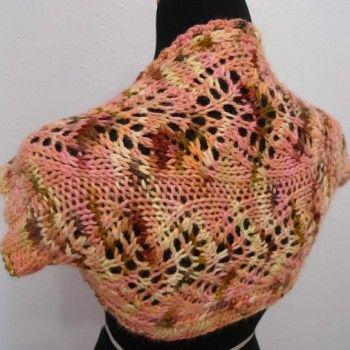 Landscape Collection Pretty Shrug | Crafts - Knitting | Pinterest ...