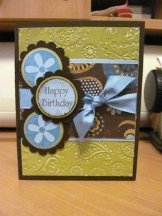 Birthday by MyAddiction - Cards and Paper Crafts at Splitcoaststampers