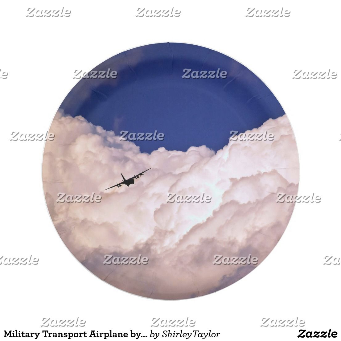 Military Transport Airplane by Shirley Taylor Paper Plate  sc 1 st  Pinterest & Military Transport Airplane by Shirley Taylor Paper Plate ...