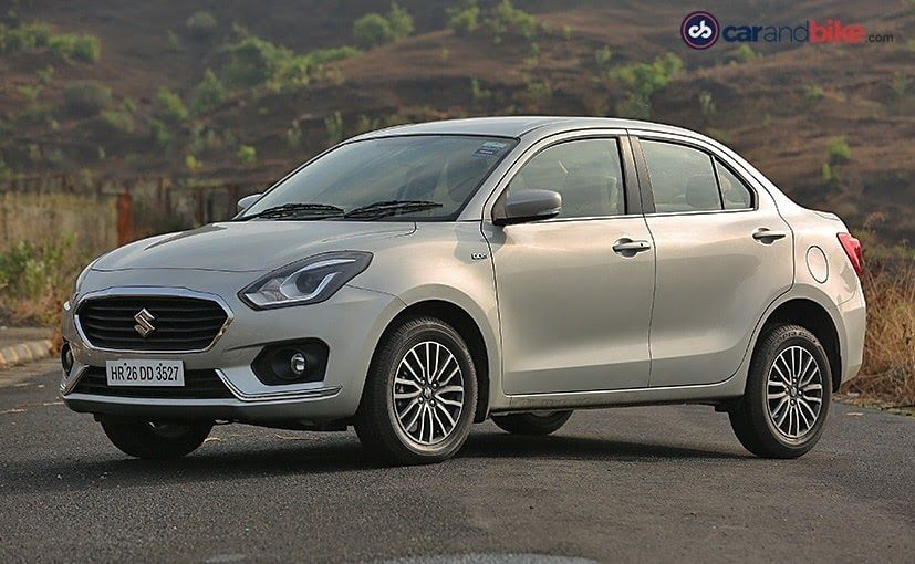 The Prices Of The Dzire Start At Rs 582 Lakh And Go Up To Rs 952