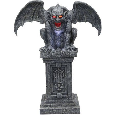 Gargoyle Animated Halloween Decoration Holidays and events