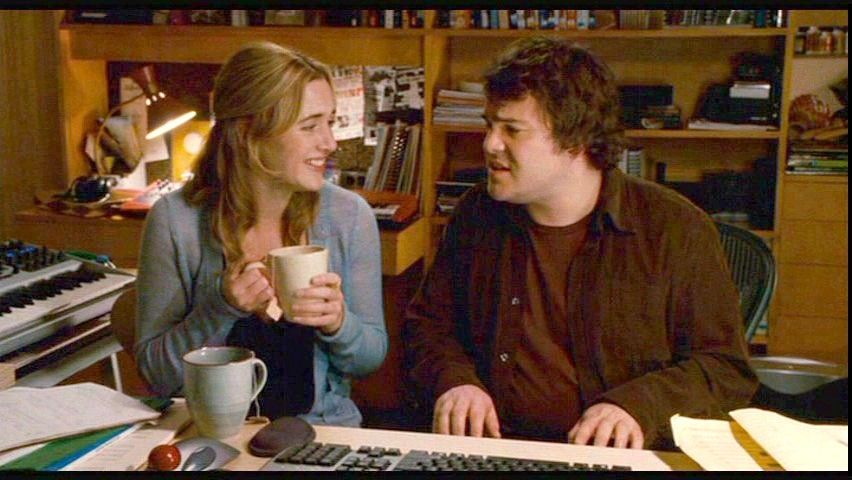 Jack Black, Kate Winslet Holiday Aeron Famous chair