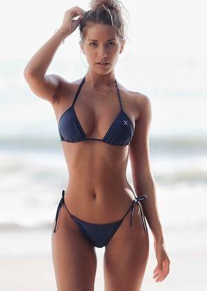 With you best bikini girl there
