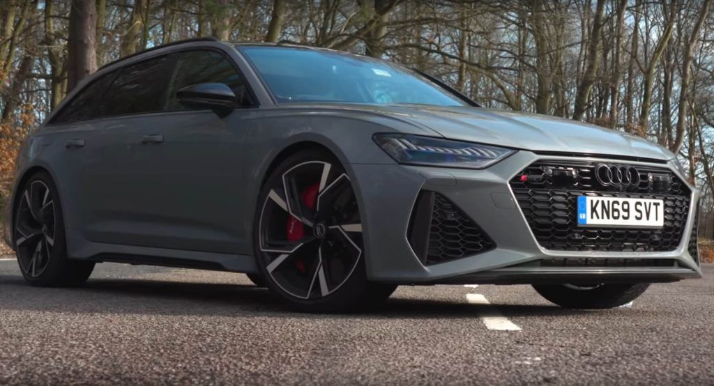 2020 Audi Rs6 Avant Review One Car To Rule Them All In 2020 Audi Rs6 Living In Car Porsche Panamera