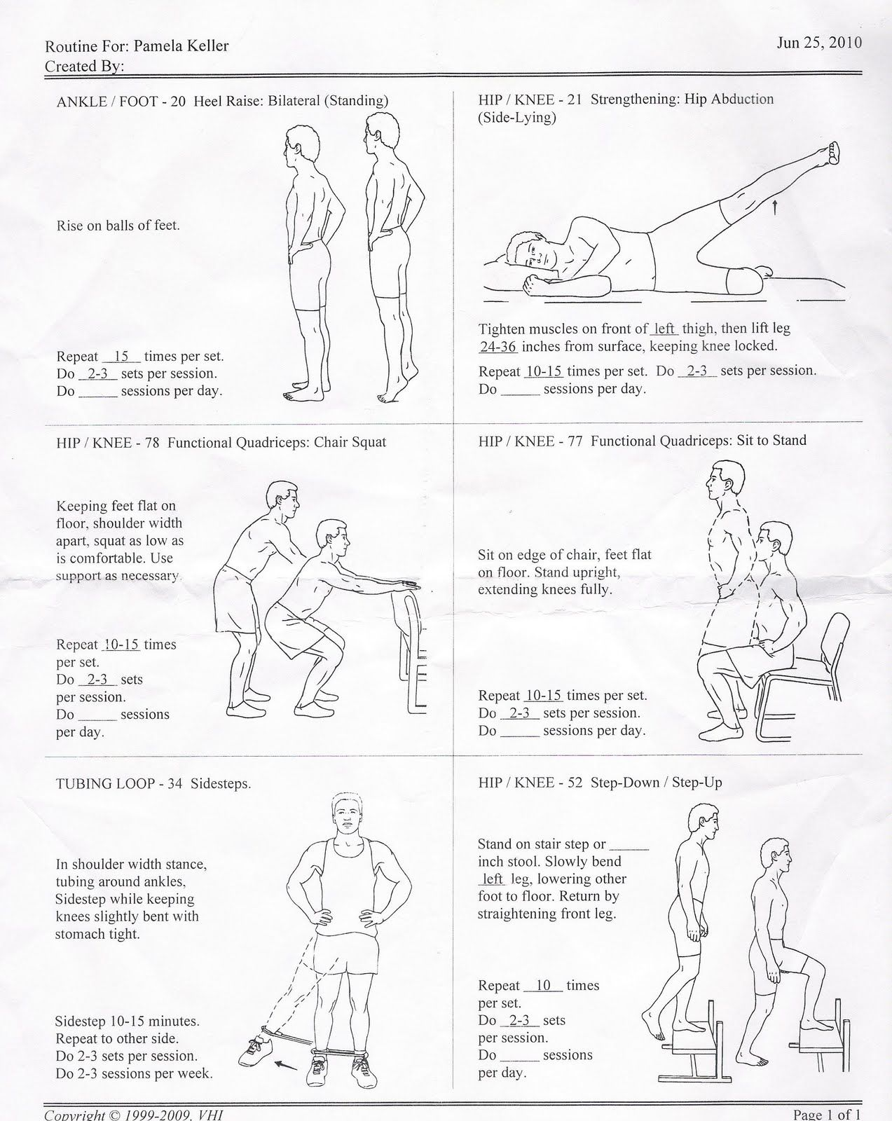 Physical Therapy Exercises Knee Physical Therapy Exercises
