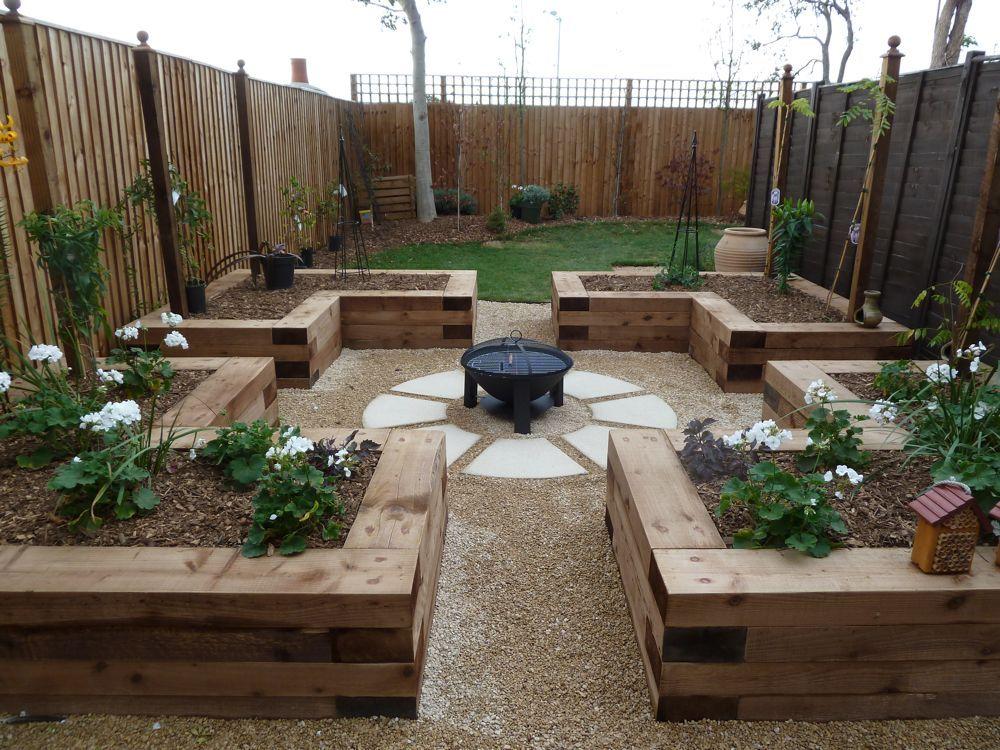 retaininggarden walls raised beds stone gardens