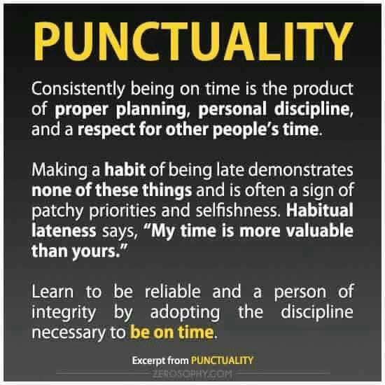 Punctuality Quote Word Essay On