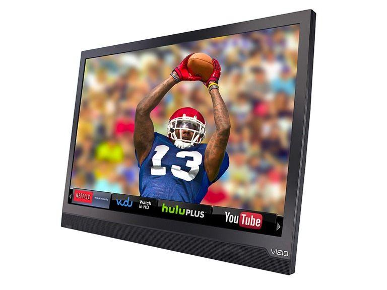 "24"" 1080p LED Smart TV with WiFi Smart tv, Vizio, Tvs"