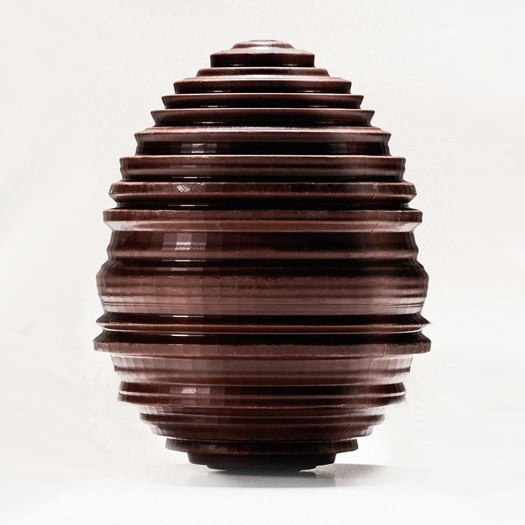 The 30 best easter eggs alain ducasse chocolate easter eggs and egg alain ducasse layered chocolate easter egg at the bulgari hotel residences negle Image collections