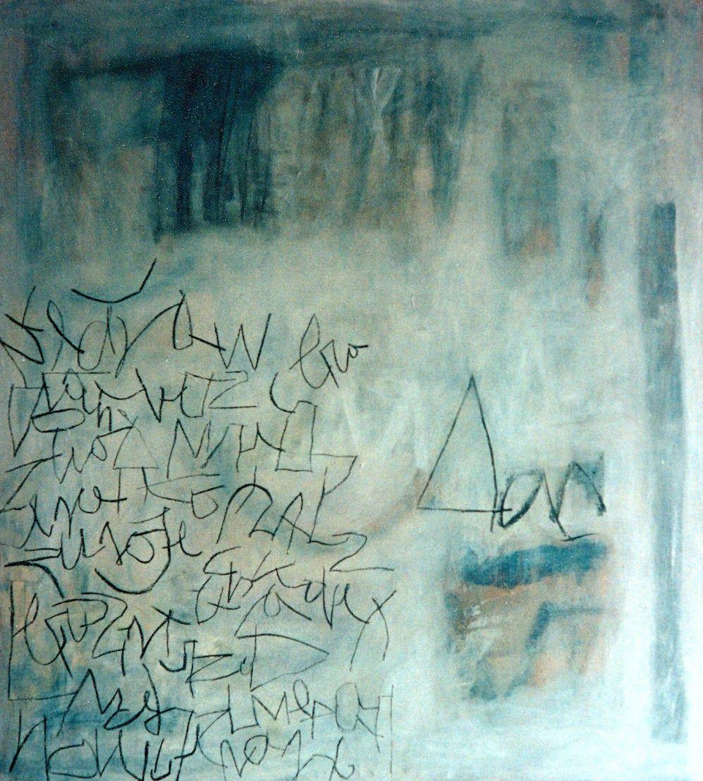 acrilic on canvas Monica cella