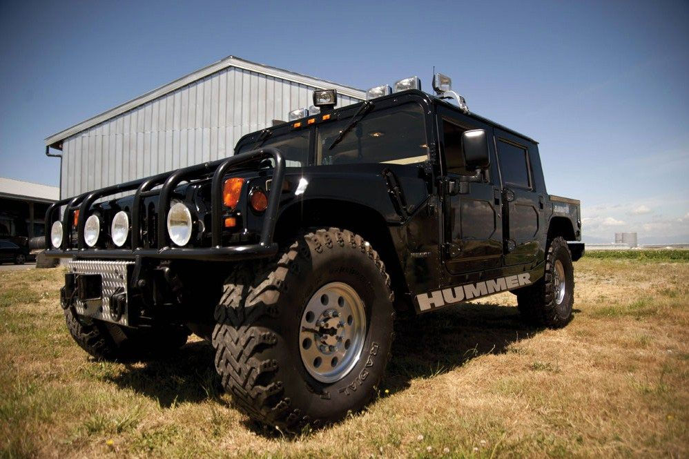Here's Your Chance to Own Tupac Shakur's 1996 Hummer