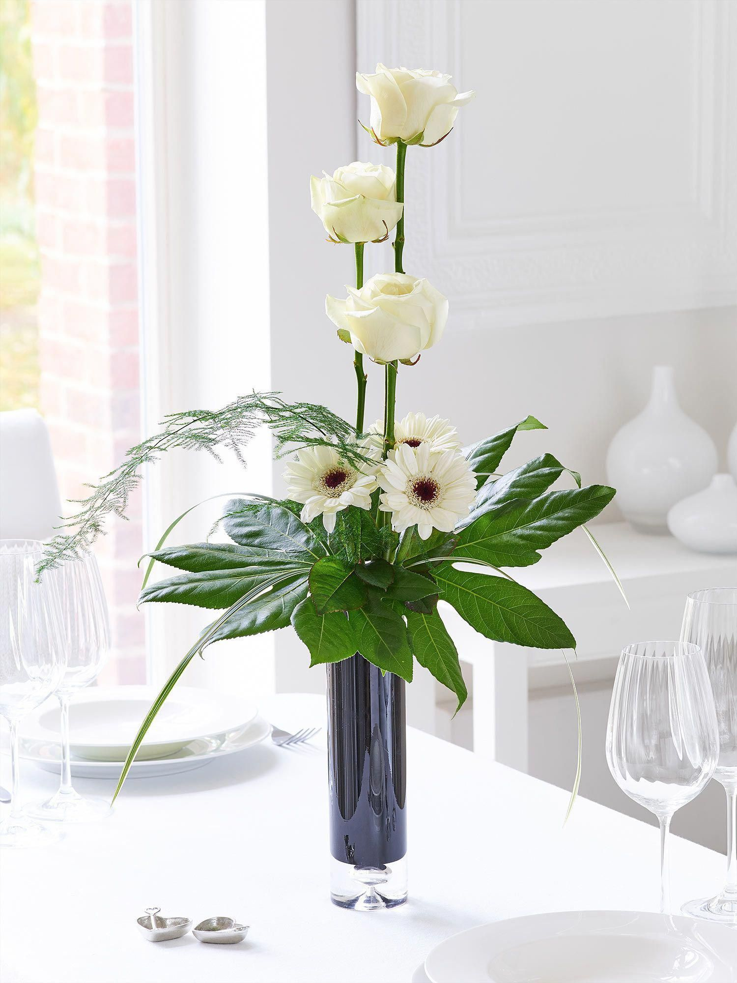 Wedding Flower Arrangements If You Find Yourself With More