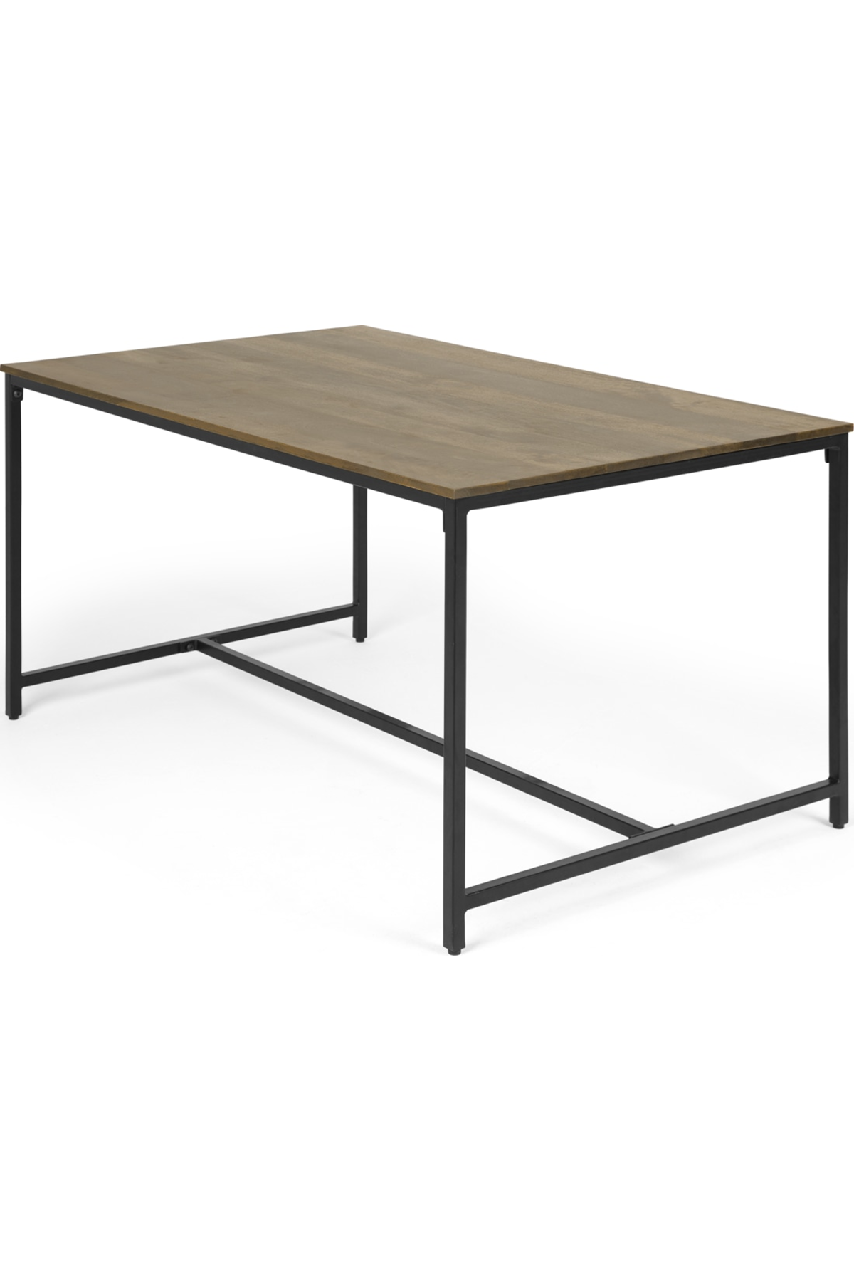 Lomond 6 Seat Compact Dining Table Mango Wood Dining Table