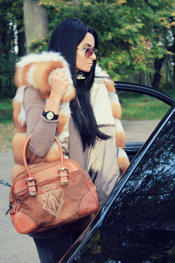 Rich girl culazo