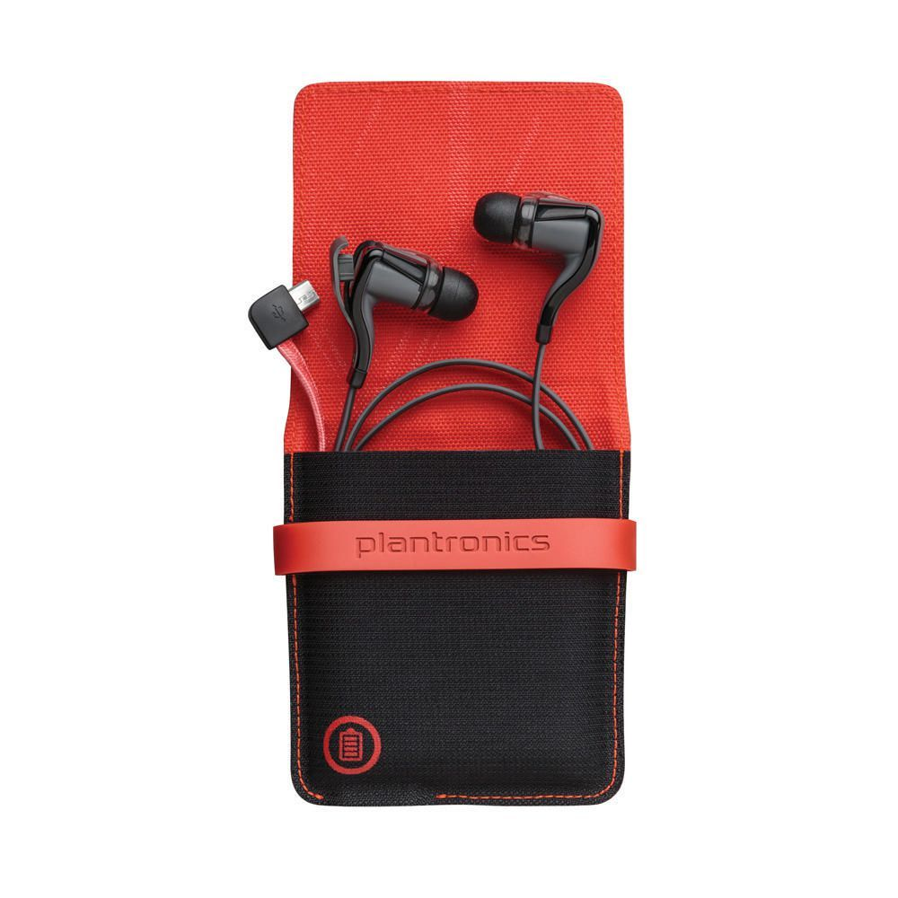 Plantronics Backbeat Go 2 Wireless Earbuds & Charding Case, Black: Immersive, high-fidelity… #paper #pens #officesupplies #ink #toner