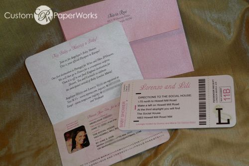 Diy boarding pass bridal shower invitations boarding pass diy boarding pass bridal shower invitations boarding pass invitation themed bridal showers and boarding pass filmwisefo Image collections