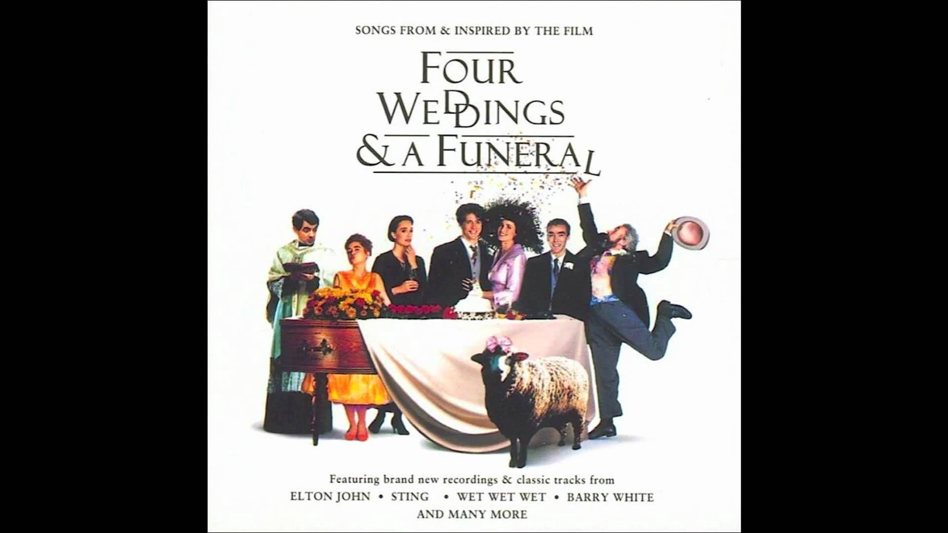 Love Is All Around Four Weddings And A Funeral Soundtrack 1994 Hd Bandas