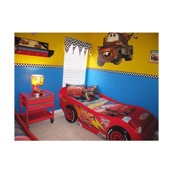Disney Cars Bedroom Decor Decorating Ideas Found On Polyvore Lil