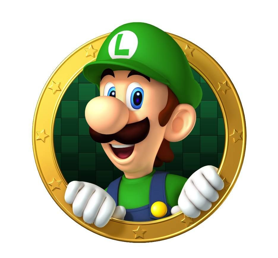 New super luigi u my nintendo news luigi number one - Luigi mario party ...