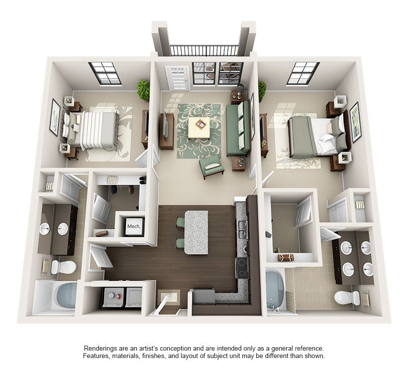 Apartments In Birmingham: Luxury 1, 2, And 3 Bedroom Apartments In Birmingham, AL