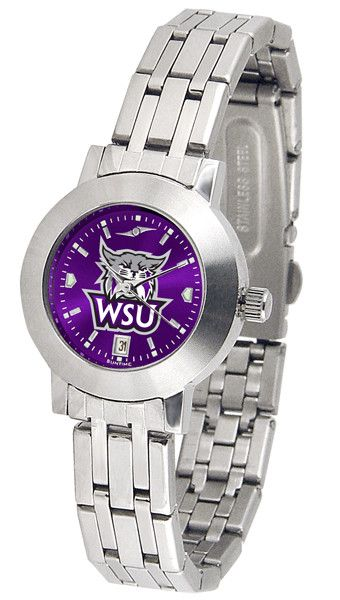 Weber State Wildcats Womens Dynasty Anochrome Watch