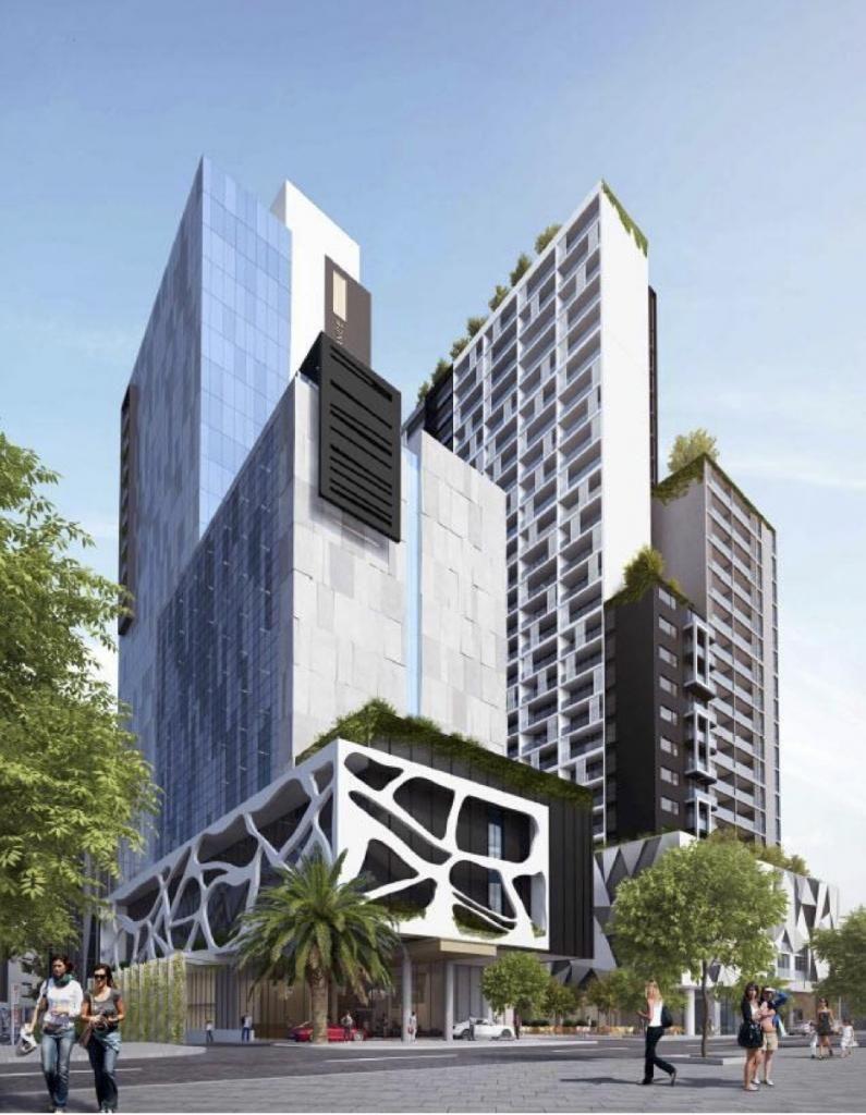 Murray Street 1x Resi Hotel Perth Bust Rundown Skysercity