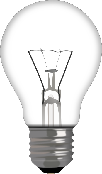 Light bulb clip art free vector light bulbs pinterest clip art light bulb clip art free vector publicscrutiny Images