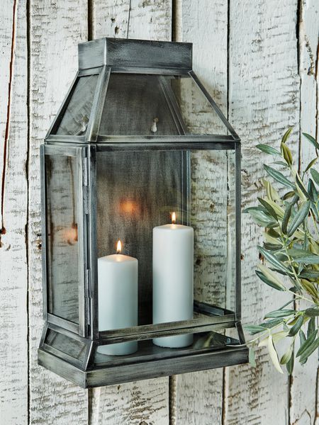 Wall Candle Lantern For The Home Sconces