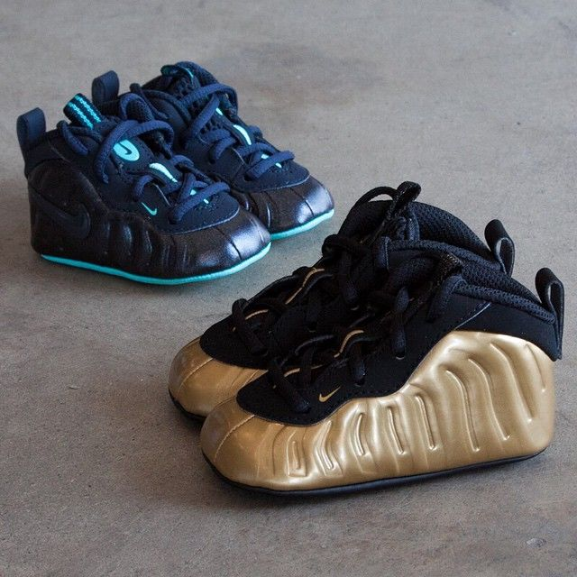 512d0ac54e7 The little ones need some Foamposites too. Foam Posites