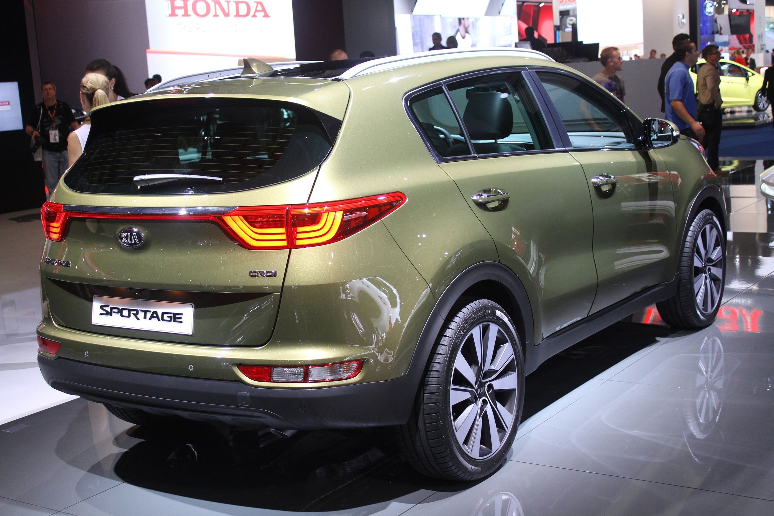 preview kia play work news sema sportage h and duo