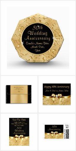 Black and gold 50th wedding anniversary and 50th anniversary party black and gold 50th wedding anniversary and 50th anniversary party ideas click https junglespirit Gallery