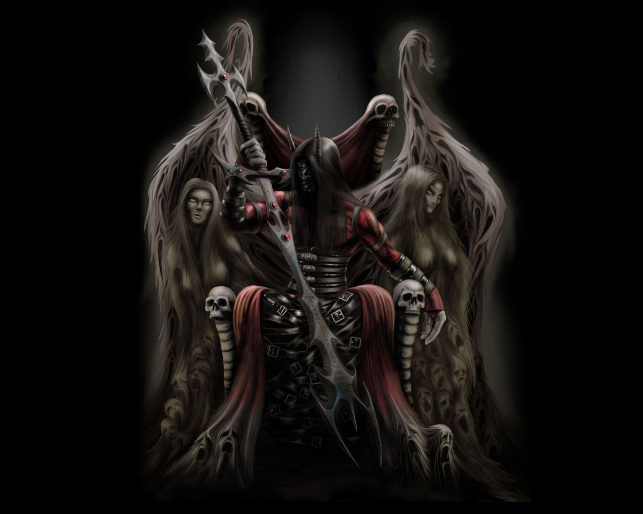 devil demon wallpaper - photo #27