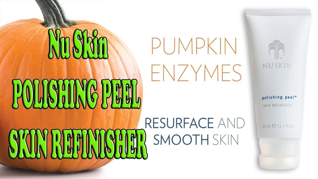 Global Nubox-Nu Skin POLISHING PEEL SKIN REFINISHER