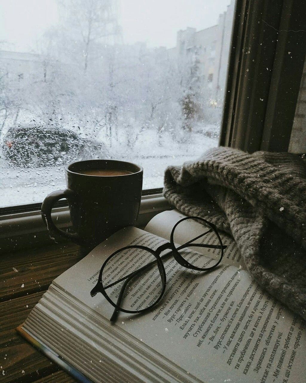 Books Lovers | Bookphile | Book Photography | Winter Days ...