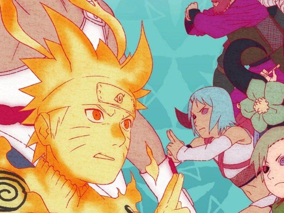 Naruto Shippuden Uncut Set 28 DVD Review Anime, Naruto