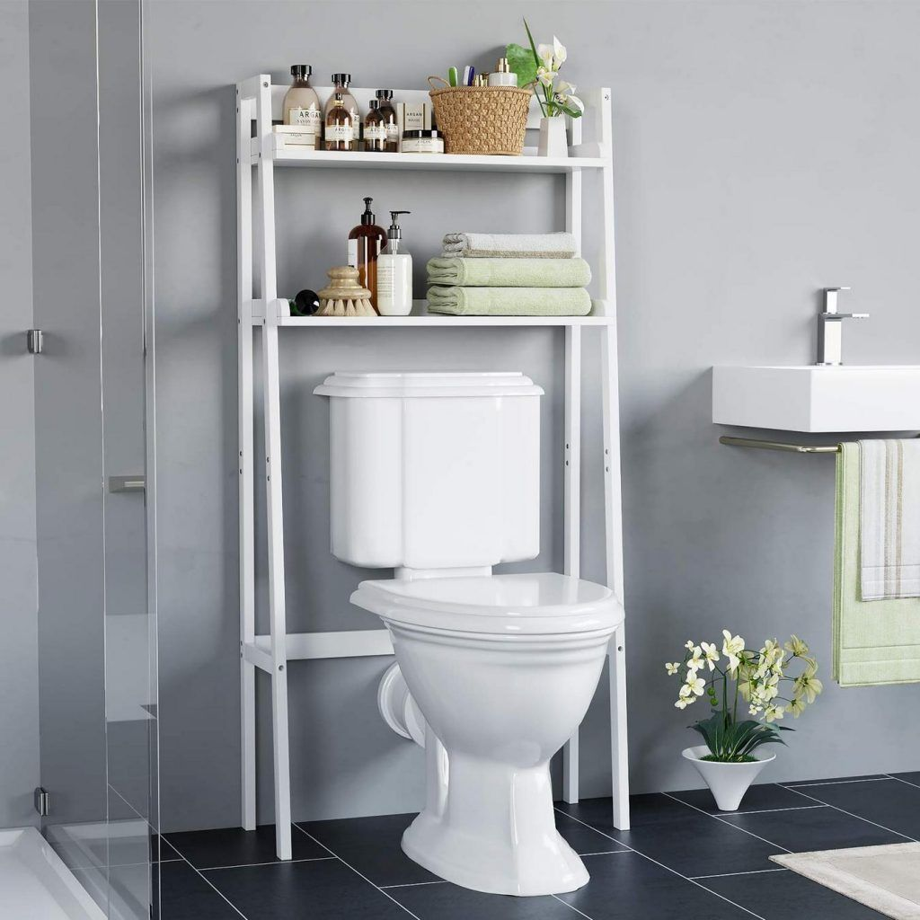 40 The Most Neglected Answer For Bathroom Shelves Over Toilet