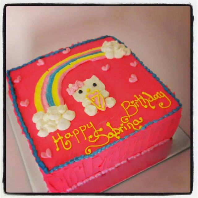Hello Kitty Cake Pittsburgh Pa Birthdaycakes4free By