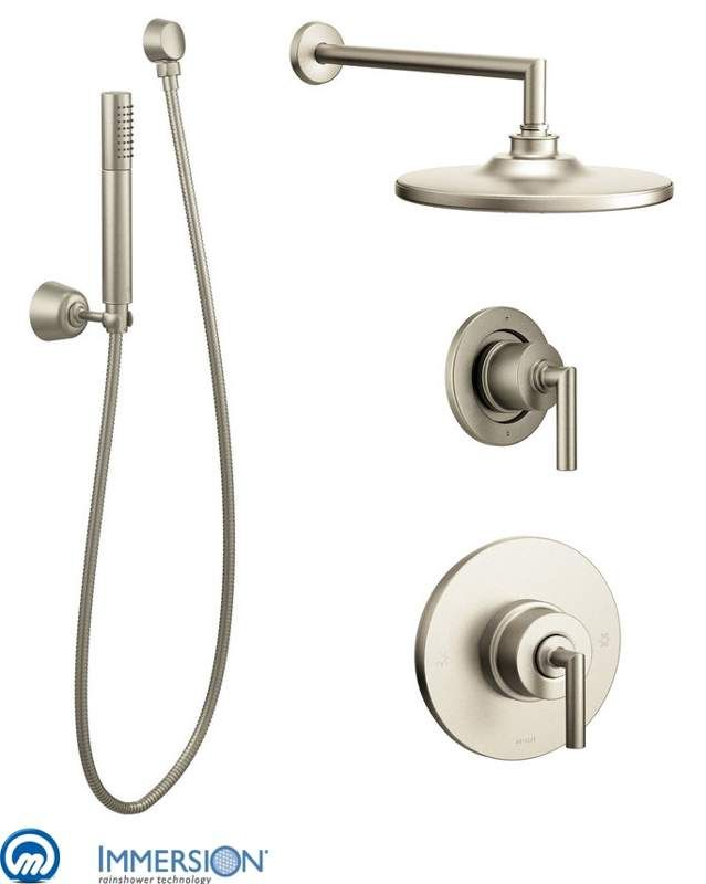 Moen 925 Av Bath Pinterest Shower Systems Rain And