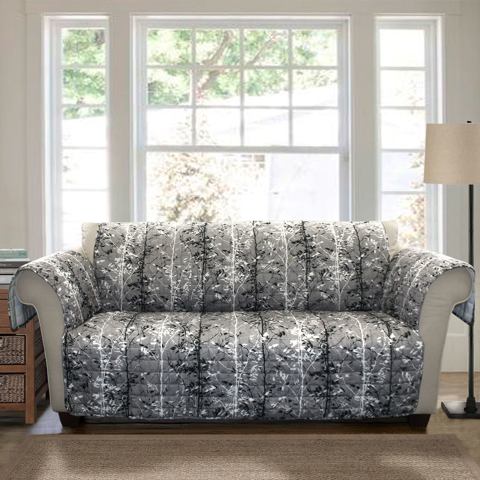 Forever New Forest Furniture Protector Gray Black Sofa Furniture