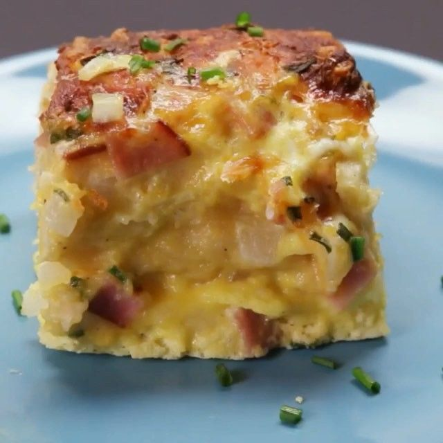Brunch Bake RECIPE: Ingredients: 6 Refrigerated Buttermilk